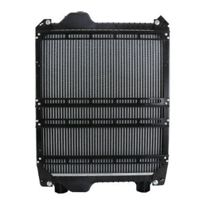 87306757 Radiator Made To Fit Case ih Tractor Models 125a Mxu115 T6020
