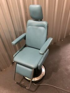 Storz Instrument Apex Smr 2400 Ent Dental Optometry Exam Procedure Lift Chair