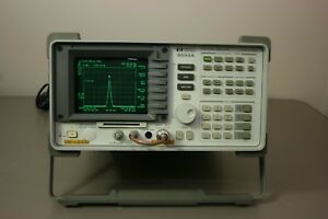 Hp 8594a Spectrum Analyzer Options 103 004 021 Recent Calibration Warranty