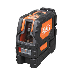 Klein Tools 93lcls Self leveling Cross line Laser Level With Plumb Spot
