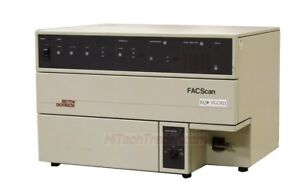 Becton Dickinson Fac Scan Flow Cytometer 12972