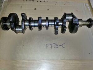 Ford 302w Crankshaft Used