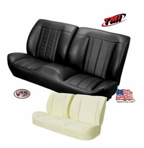 1966 Chevelle El Camino Sport Front Seat Upholstery Foam Made By Tmi In Usa