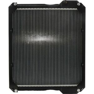 New Radiator For Case ih 580m Series 2 Indust const 87410096 87410098
