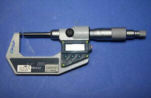1 Used Mitutoyo 9181395 Digital Thickness Gage 406 721 30 16597