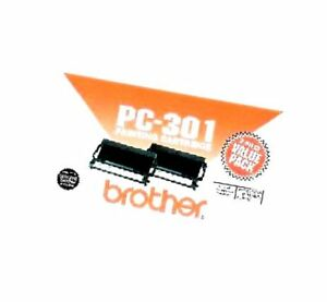 Brother Model Pc 301 Cartridges Pack Of 2
