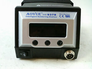 Aoyue 9378 Pro series Intelligent Soldering Station station Only See Pictures