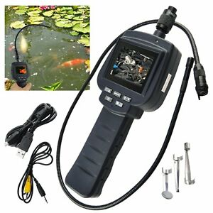 Video Inspection Camera Endoscope Borescope Industrial Snake Scope With 1m Cable