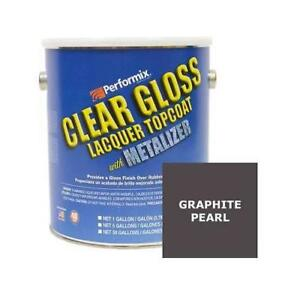 Performix Plasti Dip Metalizer 1 Gallon Can Graphite Pearl