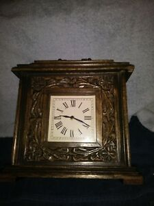 Wood Mantel Clock Made In India Sold By Target