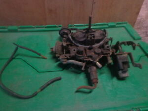 Rochester 210 Dual Jet Carburetor Carb 1979 1986 3 0 3 8 Olds Buick Chevy 2 Bbl
