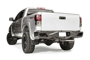 Fab Fours Tt07 E1550 1 In Stock Vengeance Series Bumper 07 13 Toyota Tundra