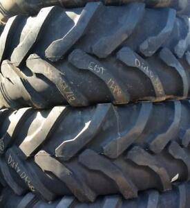 2 tires 21l24 Tires Backhoe Tractor 12pr Tire 21 24 Sla R4 Dirty Dawg 2124