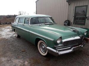 1956 New Yorker Town Country Wagon