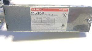 opened No Box Wiremold 8atc2pbk Poke Thru See Pictures