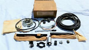 Nos 1955 Ford Accessory Turn Signal Switch Kit W Chrome Handle B5a 18440 a 55