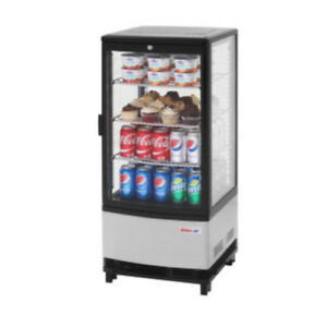Turbo Air Crt 77 1r Refrigerated Countertop Display Case