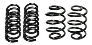 1963 1987 Chevy Gmc 1 2 Ton Truck 6 Rear 1 Front Lowering Coil Springs Kit