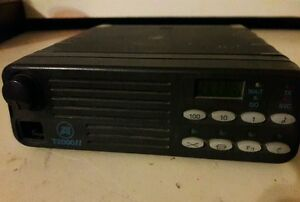 Tait T2000ii T2035 Uhf 450 520 Mhz Trunking Mobile Two Way Radio