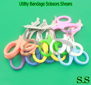50 Shears Emt Scissors Bandage Paramedic Ems Supplies 7 25 10 Different Colors