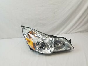 2010 2011 2012 Subaru Outback Legacy Headlight Right Side Oem
