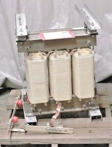 Eaton W45da001 3 Phase Dry Type Distribution Transformer