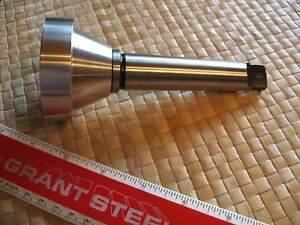 Lathe Drill Pad Tailstock Drill Pad For Lathe Mt2 Drill Center