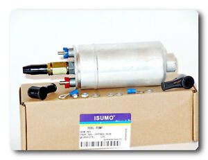 300lph Universal External Inline Fuel Pump Replaces For Bosch 0580254044