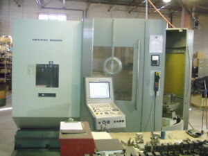 2007 Dmg Deckel Maho Dmc 60t Cnc Machining Center