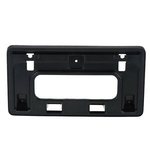 New Oem Front License Plate Holder Bracket For 2013 2015 Honda Civic 4door Sedan