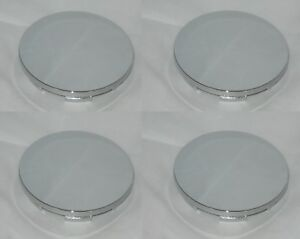 4 Cap Deal Dodge Ram 1500 Dakota Durango Chrome Wheel Rim Center Cap No Logo