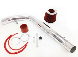 Red For 1990 1993 Acura Integra Ls Rs Gs Gsr Se Cold Air Intake System Kit