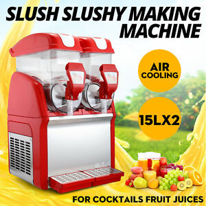 Slush making Machine Drink slushy smoothie Maker Low noise Tea 30l h