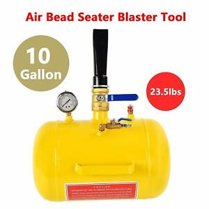 10 Gallon Air Tire Bead Seater Blaster Tool Seating Inflator Truck Atv Repair