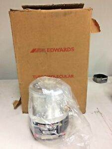 Boc Edwards Ext 255h 24v Turbomolecular Turbo Vacuum Pump Ext255h