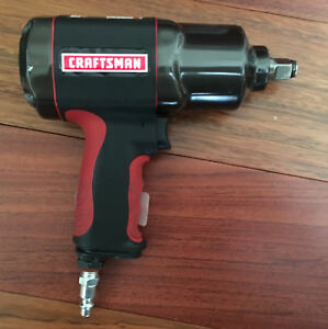 Craftsman 1 2 In Heavy Duty Impact Wrench 199842