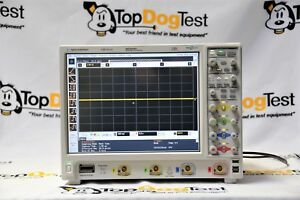Hp Agilent Keysight Mso9104a Oscilloscope 1ghz 4 Analog Plus 16digital Channels
