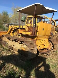 Caterpillar D 6u Bulldozer