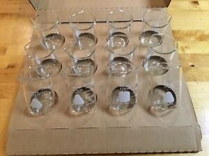 12pk pyrex Set Griffin Low Form 100ml Beaker Graduated Brand New