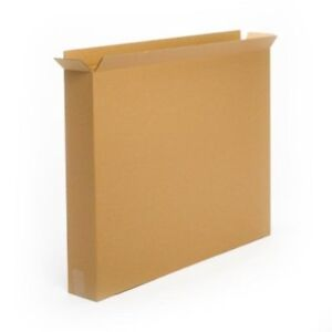 10 Pack 30x5x24 Cardboard Box Packing Shipping Carton Art Framed Picture Canvas