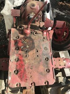 Farmall H Transmission Cover Plate