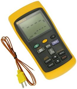 Fluke 54 Ii B Dual Input Digital Thermometer With Data Logging