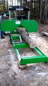 New 2019 Lumber King Fully Complete 7hp 301cc Portable Sawmill Saw Mill