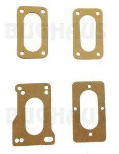 Weber Dgv Dgs Carb Adapter Gasket Set For 75 79 Toyota 22r 20r Free Ship