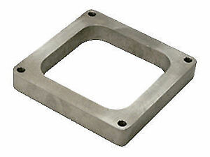 Moroso 64950 1 Inch Open Plenum Cast Aluminum Carburetor Spacer 4500 Dominator