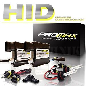Dodge Ram 1500 1994 2012 Promax Hid Conversion Xenon Headlight Fog Light Kit