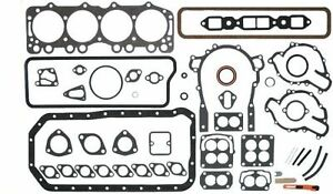 Full Engine Gasket Set 1953 1956 Buick 264 322 New