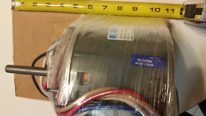 Marathon Electric Direct Drive Blower Psc Motor