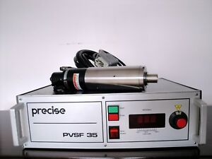 Precise Sc62m High Speed Spindle Motor Converter Controller Pvsf35