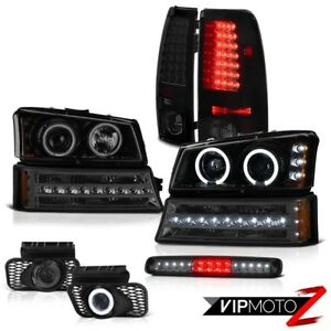 2003 2006 Chevy Silverado High Stop Lamp Fog Lights Parking Headlamps Tail Lamps